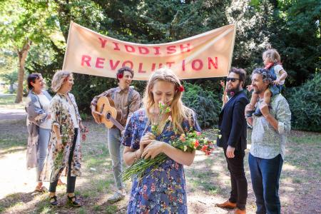 Yiddish revolution